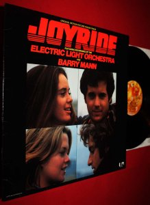 ELECTRIC LIGHT ORCHESTRA - JOYRIDE - SOUNDTRACK LP