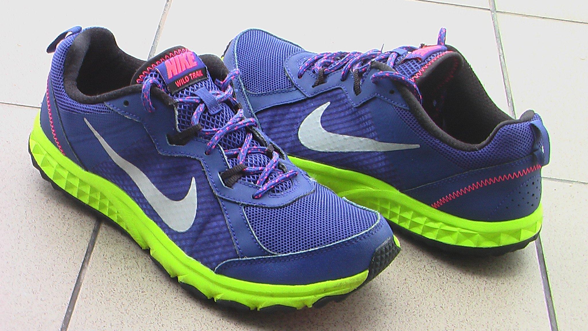 4f5b5d6ae0124 Nike Wild Trail buty do biegania Jak Nowe! r.43 - 7053428160 ...