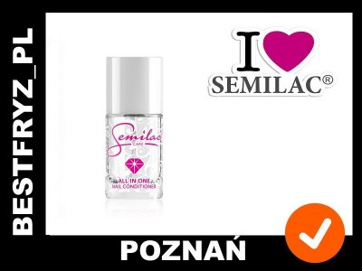 Semilac All In One - 12 ml