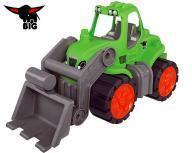 BIG Samochód Power Worker Traktor spychacz
