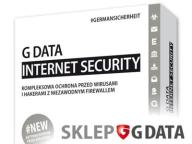 G Data Internet Security 2015 3PC /1rok ESD G-DATA