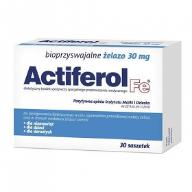 Actiferol Fe 30 mg, 30 saszetek