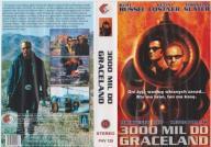 [VHS-817] 3000 MIL DO GRACELAND - Kevin Costner