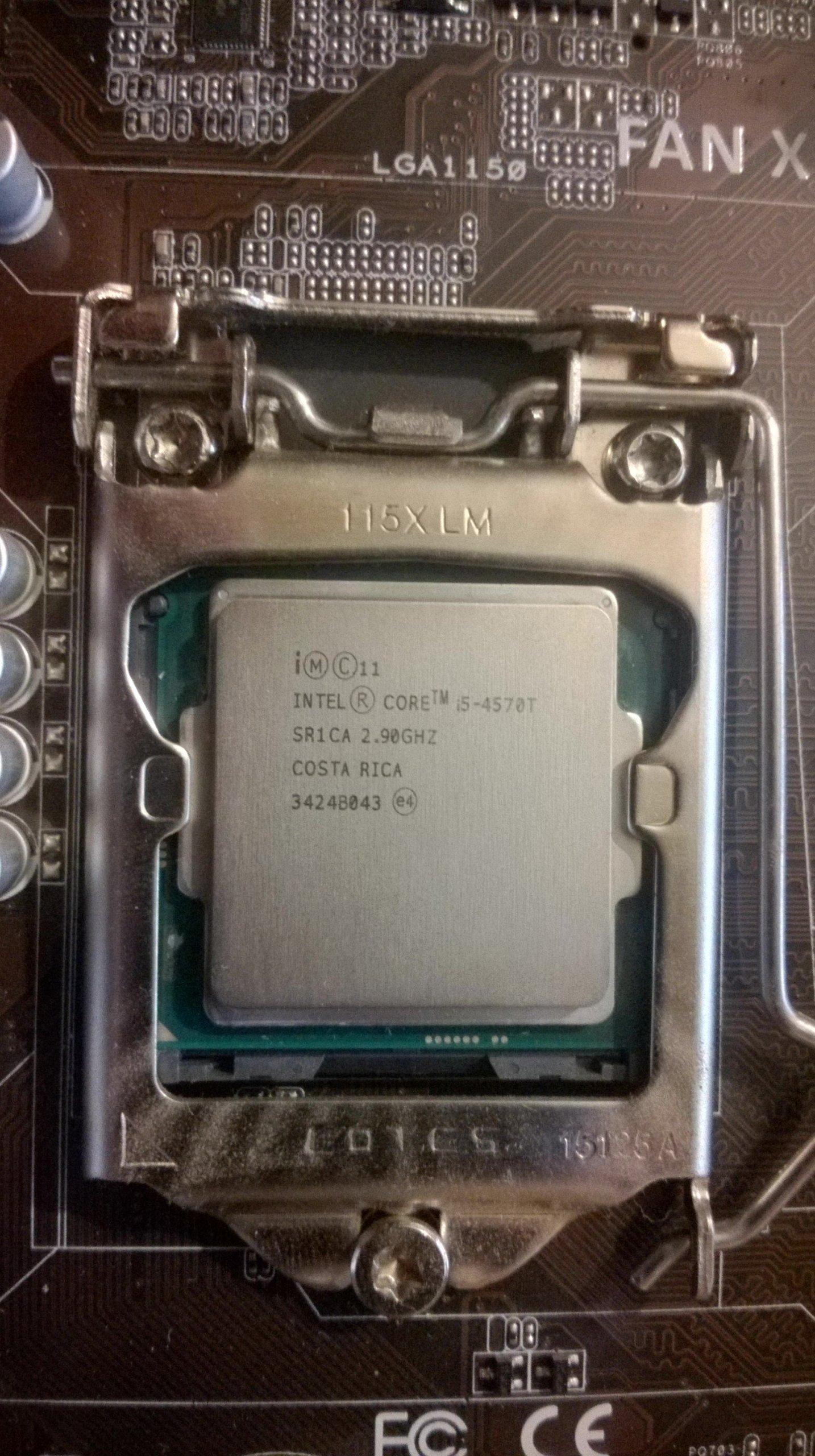 procesor i5 4570t LGA1150 + chłodzenie Gwarancja