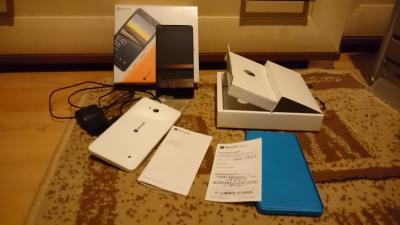 Microsoft Lumia 640 LTE + Microsoft CC-3089 + Gwar