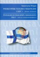 Polsko-fiński tezaurus tematyczny Część 1 Ziemia i