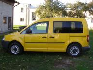 Volkswagen Caddy 2,0 SDI 5-osobowy