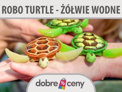 Robo Turtle Plywajacy Zolw Tanio Zabawka Do Wody 6251480181 Oficjalne Archiwum Allegro