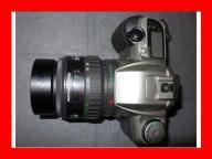 Pentax MZ-30 + Pentax-F 28-80