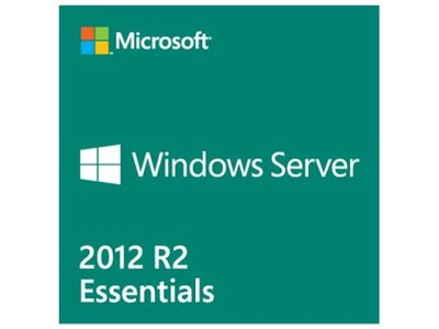 Windows Server Essentials 2012 R2 2CPU nowy, FRA