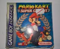 MARIO KART Super Circuit (BOX) GBA + LINK KABEL !