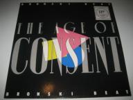 BRONSKI BEAT - THE AGE OF CONSENT - LP