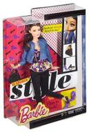 **Barbie Style DHD87 rzęsy ruchome stopy Raquelle