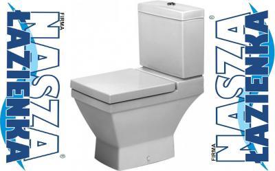 Wc Kompakt Duravit 2nd Floor Pełny Zestaw 5968135508