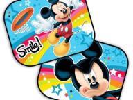 Zasłonki Przeciwsłoneczne Boczne Myszka Mickey Dis