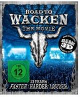 Road To Wacken 2010 [Blu-ray 3D/2D] The Movie