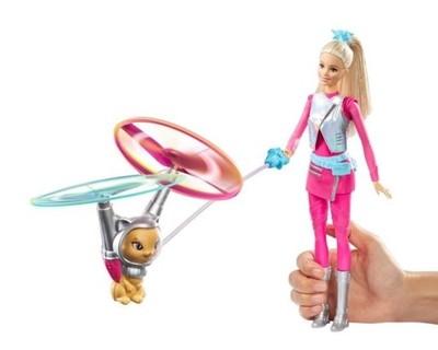 Barbie Gwiezdna Przygoda Barbie I Latajacy Kotek 6907085108 Oficjalne Archiwum Allegro