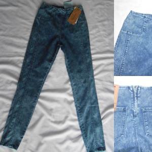 ba3aff4be7da3a BERSHKA -jeansy jegging denim36- NOWE SUPER - 5747781881 - oficjalne ...
