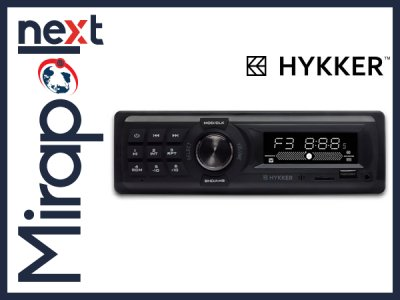 Radio Samochodowe Hykker Tune Usb Sd Mp3 Aux 6285925379