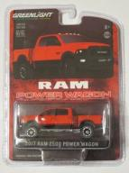 Greenlight 1:64 Ram 2500 Power Wagon 2017 flame re