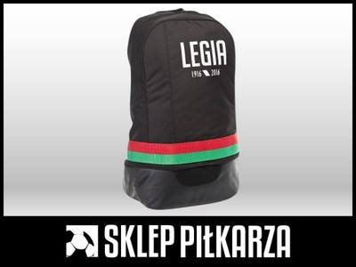 Plecak adidas Legia Warszawa (AH9625) 5704791844