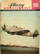 Plany Modelarskie PM 98 Jak-11