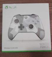 Pad Microsoft Xbox One Winter Forces