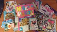 Violetta, Soy Luna, H20, Karty kolekcja , plakaty