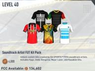 FIFA 17 | PS4 | FUT | Soundtrack Artists Kit  Pack