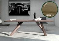 T33 unikatowy stół w różnych wybarwieniach drewna