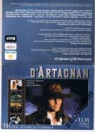 D'ARTAGNAN PETER HYAMS VCD ________________!!