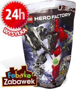 Sklep Lego Hero Factory 6218 Splitface Kraków 4415013870