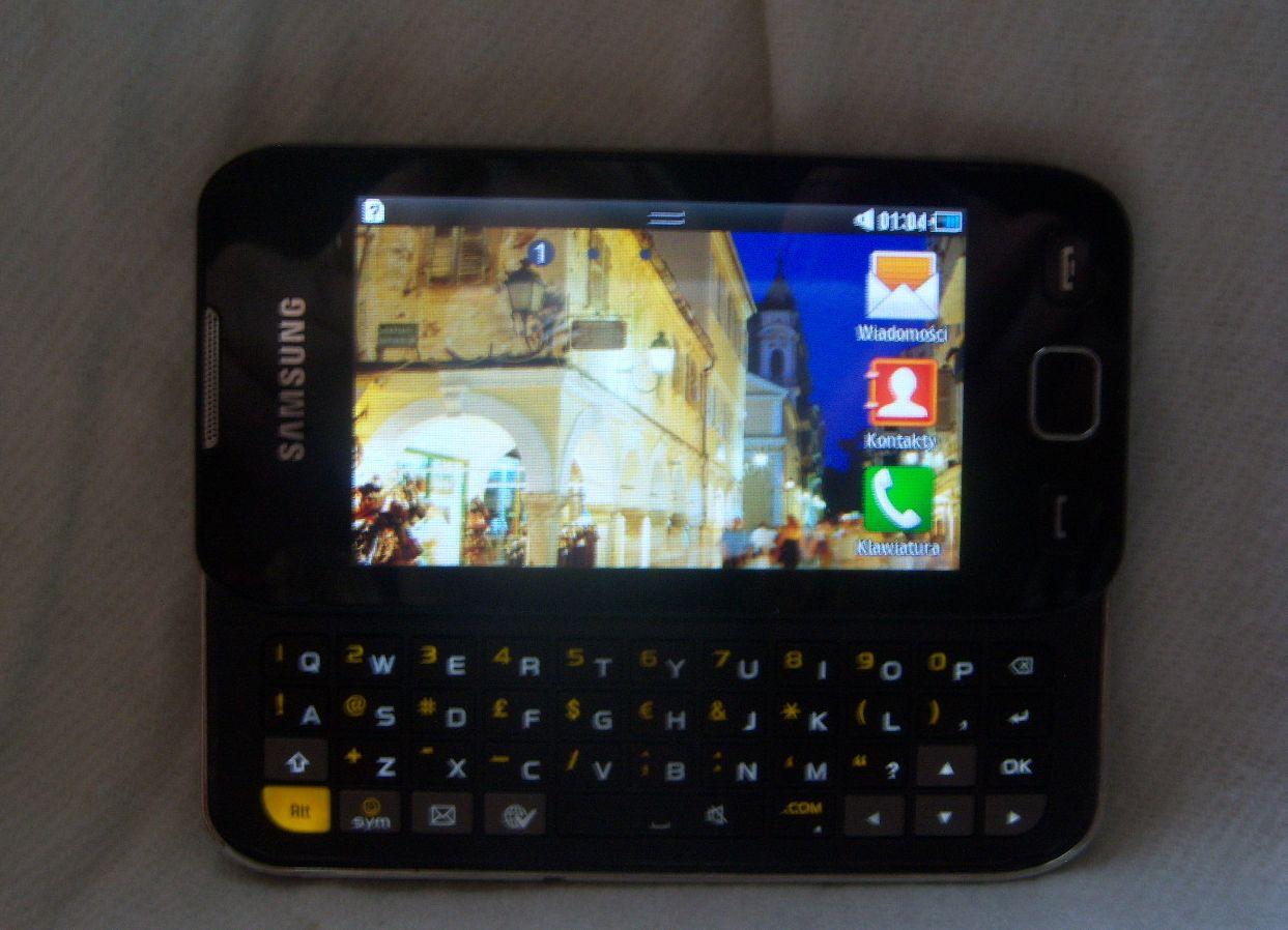 Samsung Wave 533 Od Kobiety Ladowarka 7011684317 Oficjalne Archiwum Allegro
