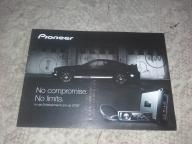 pioneer prospekt,katalog 2008