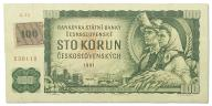 18.Czechy, 100 Koron 1961 (1993), P.1.c, St.3+