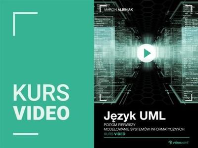 Język UML. Kurs video. Poziom pierwszy