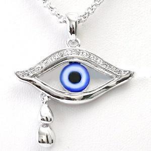 Naszyjnik Oko Horusa Amulet Swarovski Np25