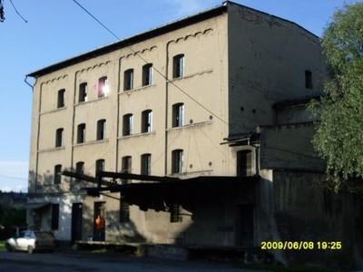 Młyn Budynek Młyna Głubczyce