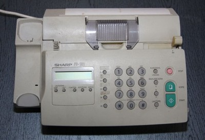 Telefon FAX SHARP FO-151 PILNE OKAZJA
