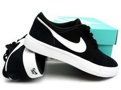 new product 26c7d ed30f Buty Nike SB Portmore II GS (r.36) -wysyłka-24