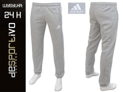 spodnie dresowe adidas męskie allegro