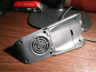 Makro Racer-zasobnik baterii, włącznik