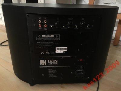 KEF PSV2500