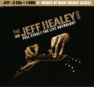 HEALEY JEFF FULL CIRCLE - LIVE ANTHOLOGY 3CD+DVD