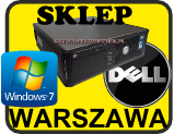Dell 780 E8400/4GB DDR3/250GB/DVD-R Win7PRO NOŚNIK