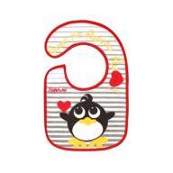 BabyOno Śliniak FROTTE mały 3m+ Pingwin