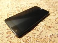 """ZUK Z2 4/64GB 5"""" SD820 czarny komplet etui szybka"""