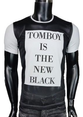 99778256d1 T-Shirt męski z siatką - 6761983251 - oficjalne archiwum allegro