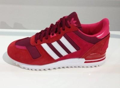 adidas czerwone damskie allegro