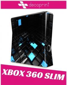Naklejka (skin) na konsolę  Xbox 360 Slim
